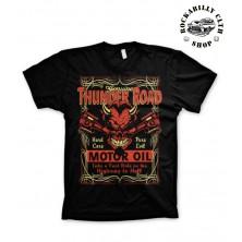 Tričko pánské American Hotrods Thunder Road Devil