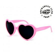 Dámské sluneční brýle Rocka Sweetheart Pink