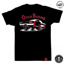 Tričko pánské Outlaw Bastards American Muscle