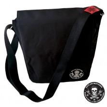 Taška přes rameno messenger bag Outlaw Bastards Skull