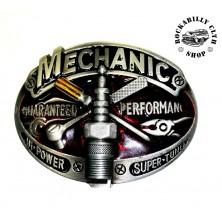 Přezka na pásek Rocka Mechanic