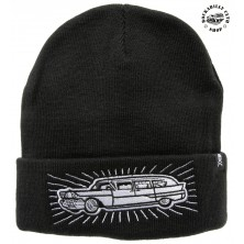 Kulich čepice Sourpuss Clothing Hearse Knit Hat