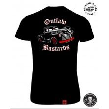 Tričko Dámské Outlaw Bastards Demon