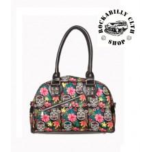 Dámská taška kabelka Banned Hibiscus Bag