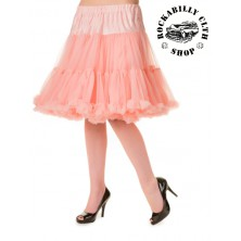 Spodnička dámská retro rockabilly pin-up Banned Walkabout Petticoat Pink