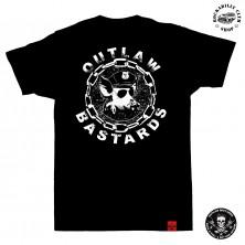Tričko pánské Outlaw Bastards Pigface