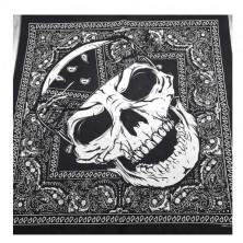 Šátek lebky Rocka Skull Madness