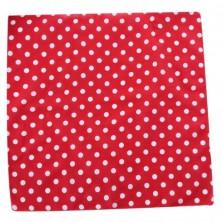 Šátek puntíky Rocka Polka Dot Red