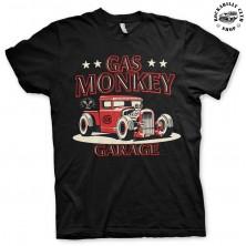 Pánské tričko Gas Monkey Garage Texas Rod