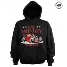 Mikina kapuca Gas Monkey Garage Texas Rod Hoodie