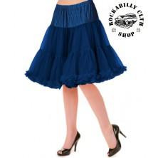 Spodnička dámská retro rockabilly pin-up Banned Walkabout Petticoat Navy