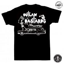 Dětské tričko Outlaw Bastards Midnight Racers