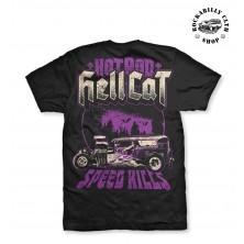 Pánské Tričko Hotrod Hellcat Speed Kills