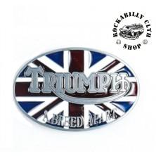 Přezka na pásek Rocka Triumph Chop