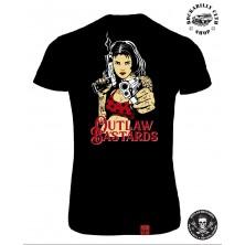 Tričko Dámské Outlaw Bastards Laura