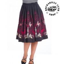 Dámská sukně Banned Vixens Flared Skirt