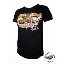 Dámské tričko No Deal Rusty Bolts Hotrod Woman