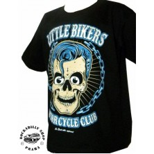 Dětské tričko Little Bikers Frankie No Deal