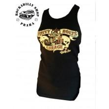 Dámské tílko No Deal Rusty Bolts Hot Rod Tank Top Woman