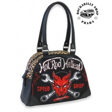 Dámská taška kabelka Hotrod Hellcat Devil