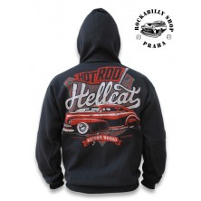 Pánská mikina Hotrod Hellcat Kustom Works