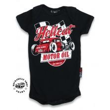 Dětské Body Hotrod Hellcat Motor Oil