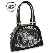 Dámská taška kabelka Liquor Brand Rollerbones