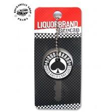 Přívěsek /obal na klíče Liquor Brand Spade