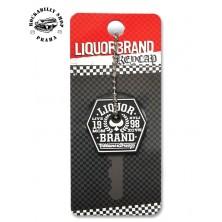 Přívěsek /obal na klíče Liquor Brand Droogs
