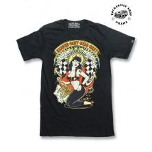 Pánské tričko Hotrod Hellcat Heaven Sent