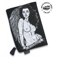 Taštička Kosmetická Liquor Brand Death Angel