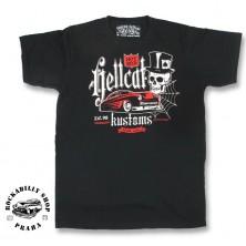 Pánské tričko Hotrod Hellcat Kustoms