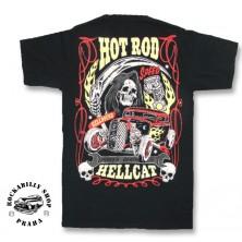 Pánské tričko Hotrod Hellcat Hell Bound