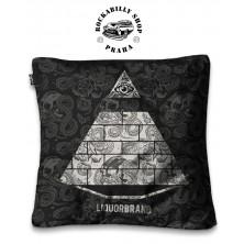 Polštář Liquor Brand Pyramid Viper
