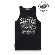 Tílko Pánské Liquor Brand Electric Pig