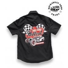 Pánská Košile Hotrod Hellcat Speed Shop