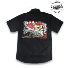 Pánská Košile Hotrod Hellcat Rat Rod