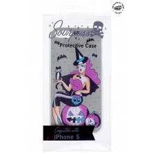 Kryt telefonu Sourpuss Witchy Gal iPhone 5 Case